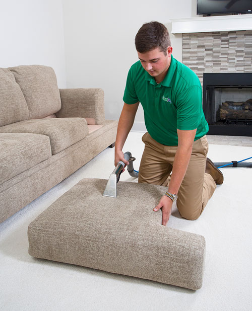 Chem-Dry of North County professional upholstery cleaning