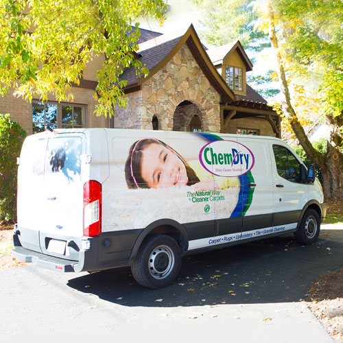 Chem-Dry of North County provides professional carpet and upholstery cleaning services